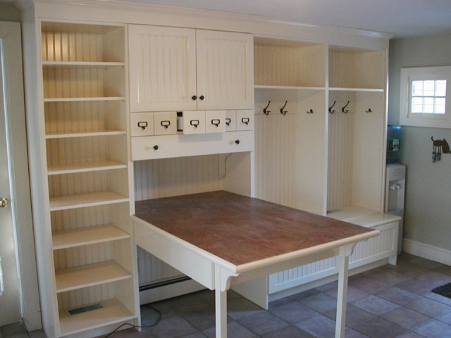 Custom cabinetry ipswich cabinetry inc ipswich ma for Garage built ins